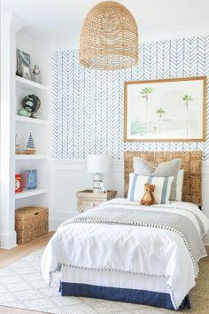 A Nautical Boy's Room - Monika Hibbs