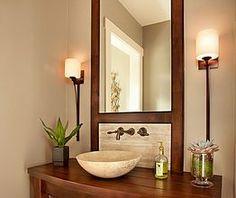 Estas segura que tu baño de visitas es lo suficientemente atractiva y elegante para tus visitas?