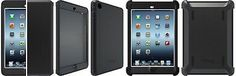 Otter New Box Defender Case w/Stand For iPad Mini Black/Black