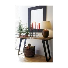 Pine Trees   Crate and Barrel