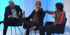 Larry Page's Plan To Deal With All The Jobs That Are Getting Wiped Out By Technology  Read more: http://www.businessinsider.com/larry-pages-on-unemployment-2014-7#ixzz36jCj3jMP