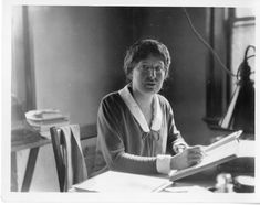 Margaret Harwood (1885–1979) was an astronomer. She was the very first director of the female-run Maria Mitchell Observatory in Nantucket, Mass., a nonprofit science education institute. | 34 American Lady Scientists Who Changed The World