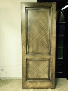 Porta in legno Massello di Olmo
