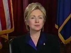 Senator Clinton and Seventh-Day Adventist - YouTube