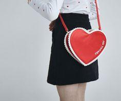 Lazy Oaf No Thanks Lover Bag http://spotpopfashion.com/wwf9