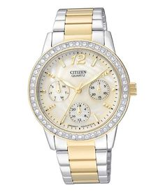 Citizen ED8094-52N Silver