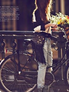 02e48b1123c17 Free People Girls on Bikes: The Complete January 2013 Catalog — Bike Pretty