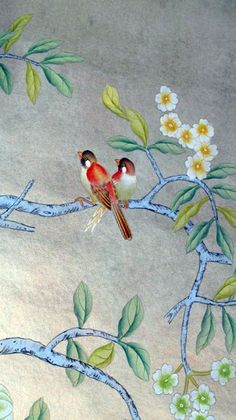 G & W Collections: Chinoiserie Papers - Batavia