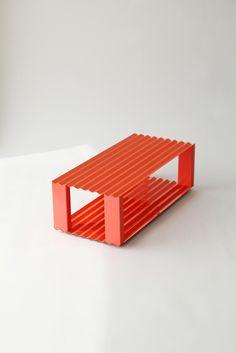 CORRUGATE /shoe tray : YENWEN TSENG