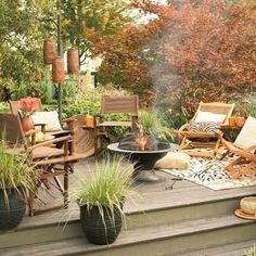 50+ Inspiring Fall Patio Decorating Ideas