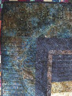 Joan at Leschenault: Labyrinth Quilt - FMQ Labrynth Quilt Pattern, Quilt Blocks, Quilt Patterns, City Photo, Quilts, Photos, Pictures, Quilt Pattern, Quilt Sets