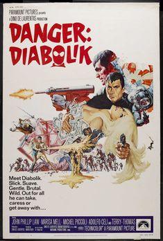Danger Diabolik - one of Jaq's favourites