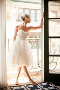 Fabulous Short Wedding Dresses That Will Make You Look Stunning