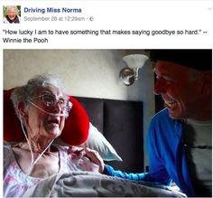 La hermosa y aventurera Miss Norma ha perdido la batalla contra el cáncer. Su adiós nos deja a muchos de sus seguidores rotos por dentro pero, a la vez, felices de que ya hubiese cumplido su sueño.