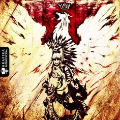 Army Tattoos, Chivalry, Modern Warfare, Venom, Eagles, Poland, Warriors, Wings, Art