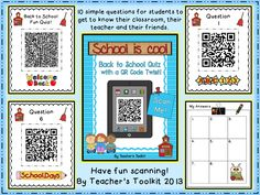 Top 5 Freebies of the Week for 6/15/13- punctuation, QR codes, minute to win it games, magazine activities, and sign language!