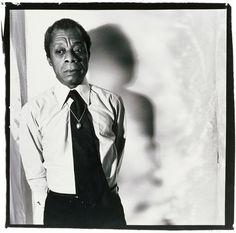 James Baldwin by Anthony Barboza (b. 1944)