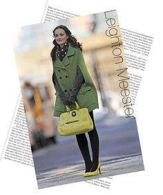 Star Style: Leighton Meester - The Style Of My Life Leighton Meester, Star Fashion, Of My Life, Stars, My Style, Coat, Jackets, Female Fashion, Down Jackets