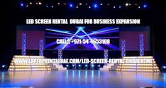 We, at Techno Edge Systems L.L.C are always at your service to provide you superior quality, high- level customer service LED Screen rental in Dubai.Approach us and call at +971-54-4653108 for more information