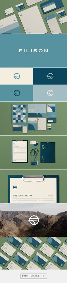 Filison Branding by Mast | Fivestar Branding – Design and Branding Agency & Inspiration Gallery: