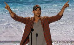 Ashton Kutcher Speech: Why His Teen Choice Awards Speech Went Viral 1. Opportunities look a lot like work. 2. The sexiest thing in the world is to be smart.. be smart, be thoughtful, be generous.  3.  Build a life, don't live one.