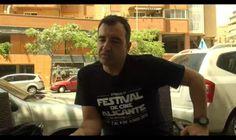 Vicente Seva talks Alicante's film festival