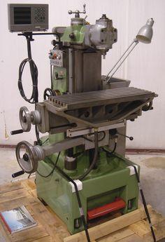 Schaublin 13 Milling Machine