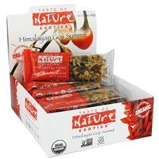 Zoom View - Organic Fruit and Nut Bar