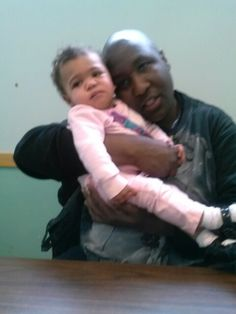 Here`s a nice picture of our daughter jessica marie woodson with her daddy