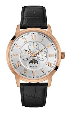 Guess Gents` dress watch, Black Buy for: GBP119.00 House of Fraser Currently Offers: Guess Gents` dress watch, Black from Store Category: Accessories > Watches > Men's Watches for just: GBP119.00 Check more at http://nationaldeal.co.uk/guess-gents-dress-watch-black-buy-for-gbp119-00/