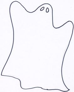 Ghost printable