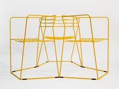 Loft Evo Chair by Zbigniew Strzebonski