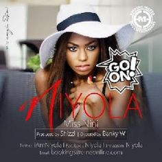 DOWNLOAD MUSIC: Niyola - Go On (Prod. By Shizzi) | NaijaBeatZone.Com | Nigeria Top Entertainment Hub