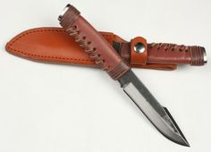 Hot sell ,High-carbon Steel Hand-forged knife  imitate Damascus Knife,(Kind shooting)