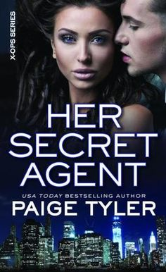 Her Secret Agent by Paige Tyler  3 stars
