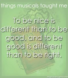 Take extra care with strangers, even flowers have their dangers, and though scary is exciting, nice is different than good