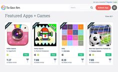 New #Website on our #Gallery : TheGreatApps by Ak Web Designer http://www.bestcss.in/user/detail/TheGreatApps-3303