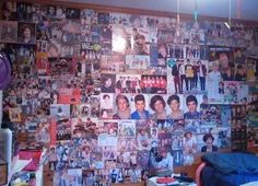Is your bedroom wall like this?
