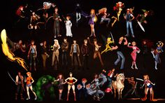 Disney characters dress up for Halloween by Isaiah Stephens