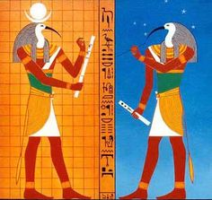 Thoth is the Author of the Emerald Tablets