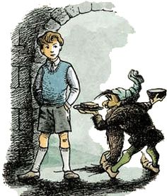 the lion the witch and the wardrobe book artwork - Google Search
