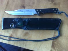 My Bowie-knife ; D