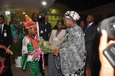 Welcome to ChiomzysfunBlog: Aisha Buhari in Ethiopia to attend the African fir...