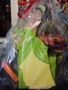 Tiana candy box.