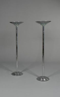 Kathy Ireland Metro Plaza Uplight Floor Lamp Floor Lamps
