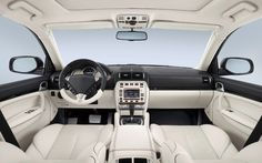 Love the interior  Porsche Cayenne Turbo SUV ahhhh i never knew love until this moment