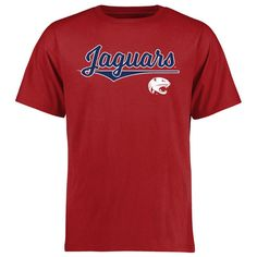 South Alabama Jaguars American Classic T-Shirt - Red