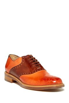 Ellwood Saddle Shoe by Cole Haan on