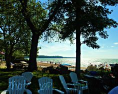 Beach-Lake Erie~Had a wonderful time with inlaws~Dad cooked, we swam ! Us Swimming, Lake Erie, Wonderful Time, Places Ive Been, Stuff To Do, Canada, Spaces, Beach, Fun