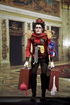 "RJ Haddy's ""The Bellhop"" - Face Off, Season 2"